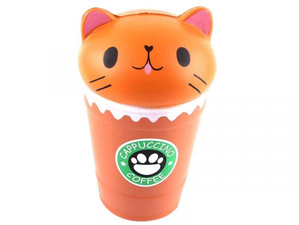 Acheter Squishy thermique chatpuccino- anti stress - 10,89€ en ligne sur La Petite Epicerie - Loisirs créatifs