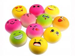 Acheter Squishy émoji multiple multicolore - anti stress - 5,79€ en ligne sur La Petite Epicerie - Loisirs créatifs