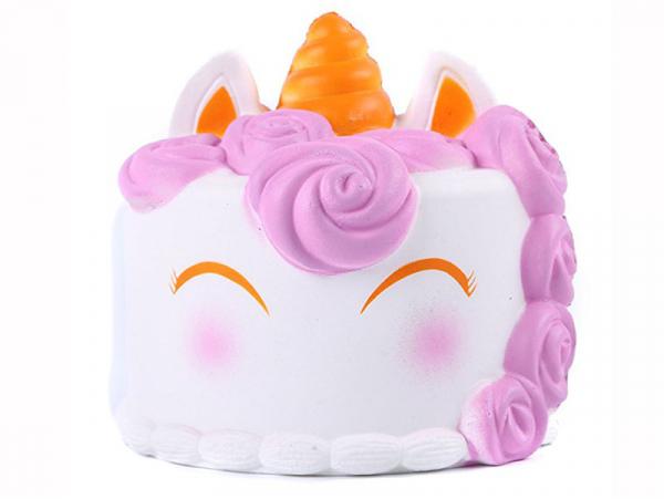 Acheter Maxi squishy Gâteau Licorne - anti stress- taille L - 14,39€ en ligne sur La Petite Epicerie - Loisirs créatifs