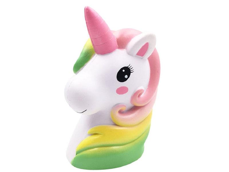Acheter Maxi squishy licorne magique - rose - 19,99€ en ligne sur La Petite Epicerie - 100% Loisirs créatifs
