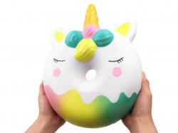 Acheter Maxi squishy donut licorne magique - 19,99€ en ligne sur La Petite Epicerie - Loisirs créatifs