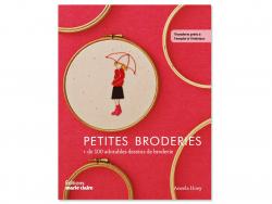 Acheter Livre Petites broderies - Aneela Hoey - 18,00€ en ligne sur La Petite Epicerie - 100% Loisirs créatifs