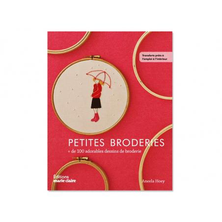 Acheter Livre Petites broderies - Aneela Hoey - 18,00€ en ligne sur La Petite Epicerie - Loisirs créatifs