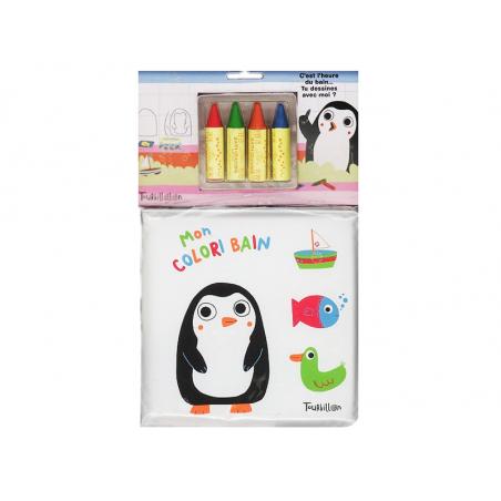 Acheter Livre Mon colori bain - 7,94€ en ligne sur La Petite Epicerie - Loisirs créatifs