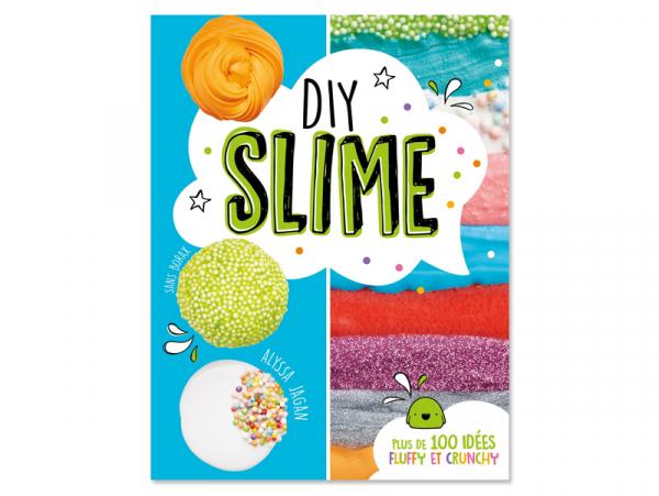 Acheter Livre DIY slime sans borax - plus de 100 idées fluffy et crunchy - 11,95€ en ligne sur La Petite Epicerie - Loisirs ...