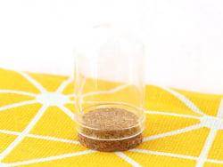 Acheter Fiole en verre ronde 4 cm - 0,99€ en ligne sur La Petite Epicerie - Loisirs créatifs