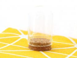Acheter Fiole en verre ronde 4 cm - 0,99€ en ligne sur La Petite Epicerie - 100% Loisirs créatifs