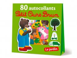 Acheter 80 autocollants Petit Ours Brun - le jardin - 4,90€ en ligne sur La Petite Epicerie - 100% Loisirs créatifs