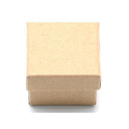 Acheter Petite boite en kraft - écrin pour bijoux - 1,29€ en ligne sur La Petite Epicerie - Loisirs créatifs