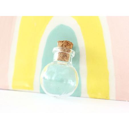 Acheter Fiole en verre sphère - 24 mm - 0,99€ en ligne sur La Petite Epicerie - Loisirs créatifs