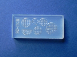 Acheter Moule gaufrette miniature - 3,50€ en ligne sur La Petite Epicerie - Loisirs créatifs