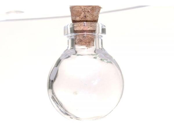 Acheter Fiole en verre sphère plate - 25 mm - 0,99€ en ligne sur La Petite Epicerie - 100% Loisirs créatifs