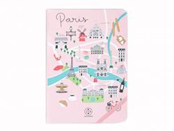 Acheter Cahier Paris - Lovely street - 11,89€ en ligne sur La Petite Epicerie - Loisirs créatifs
