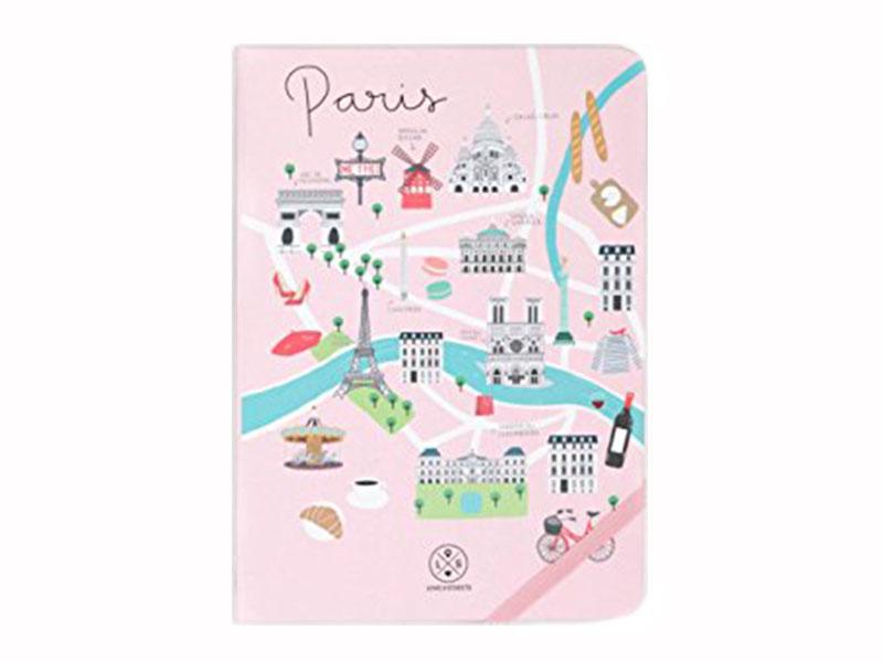 Acheter Cahier Paris - Lovely street - 11,89€ en ligne sur La Petite Epicerie - 100% Loisirs créatifs