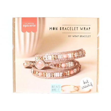 Acheter KIT MKMI - Mon bracelet wrap - 16,99€ en ligne sur La Petite Epicerie - 100% Loisirs créatifs