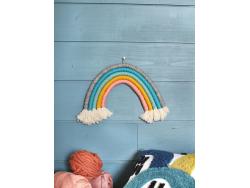 Acheter KIT MKMI - Mon arc-en-ciel en macramé - 16,99€ en ligne sur La Petite Epicerie - Loisirs créatifs