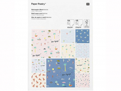Acheter Bloc de papier à motif maritime - Rico Design - 12,99€ en ligne sur La Petite Epicerie - Loisirs créatifs