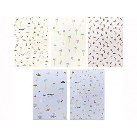 Acheter Bloc de papier à motif maritime - Rico Design - 12,99€ en ligne sur La Petite Epicerie - 100% Loisirs créatifs
