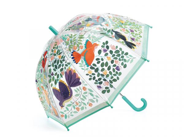 Acheter Petit parapluie pour enfant - Fleurs & oiseaux - 9,99€ en ligne sur La Petite Epicerie - Loisirs créatifs