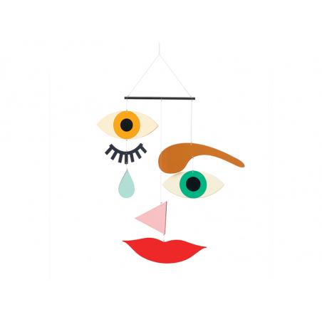 Acheter Mobile en bois - Expression - 16,99€ en ligne sur La Petite Epicerie - 100% Loisirs créatifs