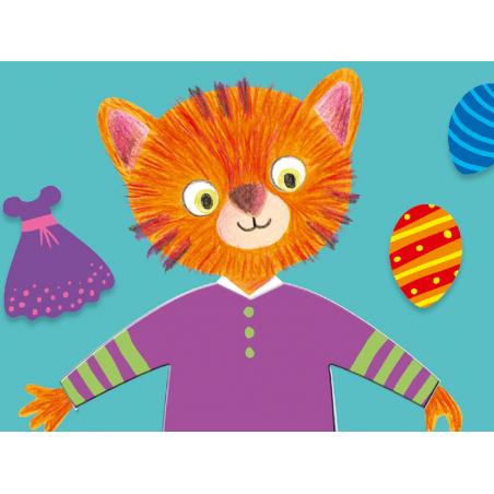 Acheter Coloriages magiques - Les habits d'Eliot & Zoé - 18,49€ en ligne sur La Petite Epicerie - 100% Loisirs créatifs