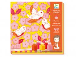 Acheter Coffret de peinture sur soie - Moineaux - 29,99€ en ligne sur La Petite Epicerie - 100% Loisirs créatifs