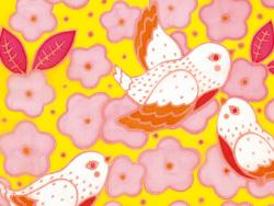 Acheter Coffret de peinture sur soie - Moineaux - 29,99€ en ligne sur La Petite Epicerie - Loisirs créatifs