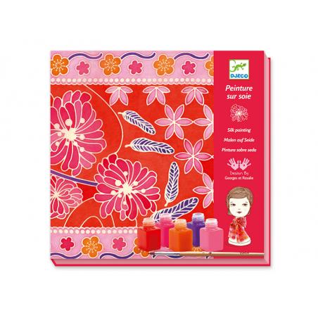 Acheter Coffret de peinture sur soie - Jardin japonais - 29,99€ en ligne sur La Petite Epicerie - 100% Loisirs créatifs