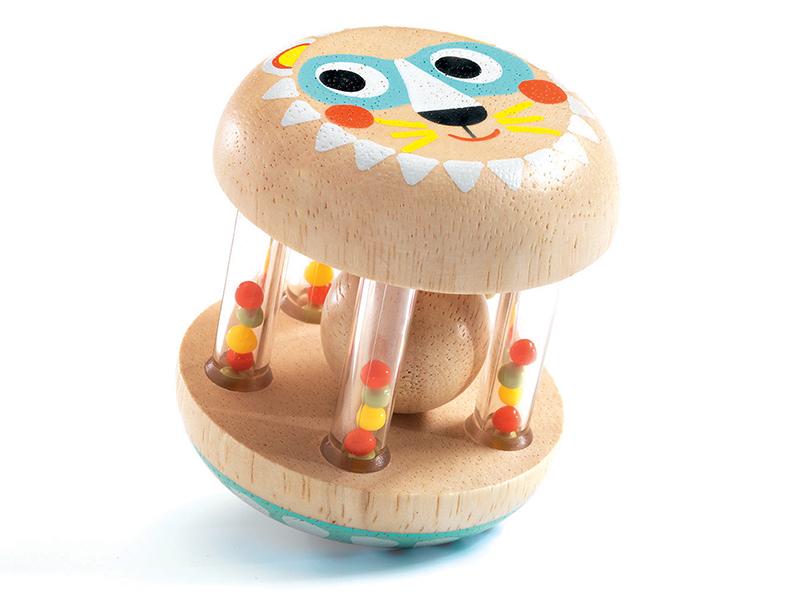 Acheter Petit hochet lion à secouer - 7,99€ en ligne sur La Petite Epicerie - 100% Loisirs créatifs