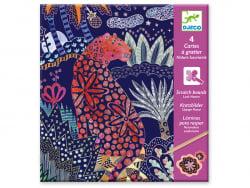Acheter Cartes à gratter - Nature luxuriante - 6,19€ en ligne sur La Petite Epicerie - Loisirs créatifs