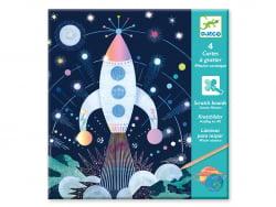 Acheter Cartes à gratter - Mission cosmique - 6,19€ en ligne sur La Petite Epicerie - Loisirs créatifs