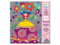 Acheter Cartes à gratter - Le bal des coquettes - 6,19€ en ligne sur La Petite Epicerie - 100% Loisirs créatifs