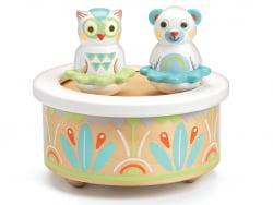 Acheter Boîte à musique pour bébé - couleurs pastelles - 26,99€ en ligne sur La Petite Epicerie - Loisirs créatifs