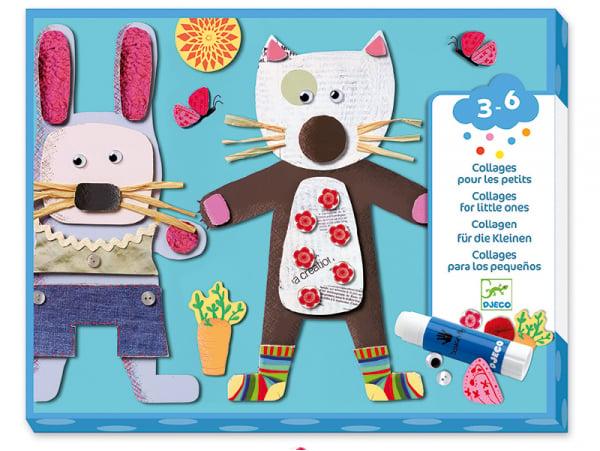Acheter Collages pour les petits - 18,49€ en ligne sur La Petite Epicerie - Loisirs créatifs