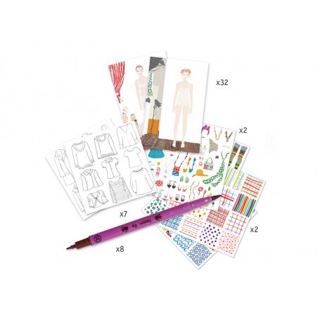 Acheter Feutres pinceaux - Dessiner une collection - 24,79€ en ligne sur La Petite Epicerie - Loisirs créatifs