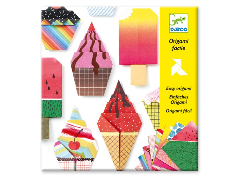 Acheter Origami -Délices - 6,19€ en ligne sur La Petite Epicerie - Loisirs créatifs