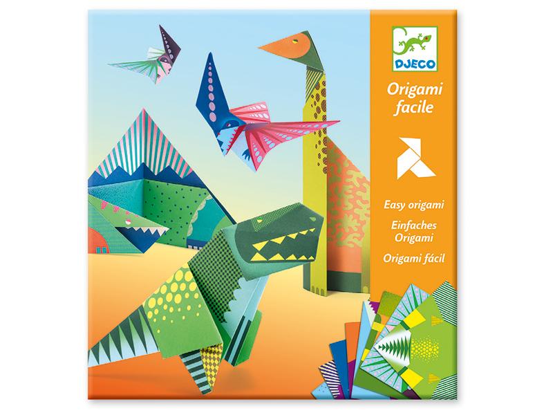 Acheter Origami - Dinosaures - 6,19€ en ligne sur La Petite Epicerie - Loisirs créatifs