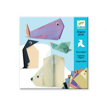 Acheter Origami - Animaux polaires - 6,19€ en ligne sur La Petite Epicerie - Loisirs créatifs