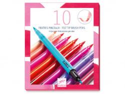 Acheter 10 feutres pinceaux sweet - 12,39€ en ligne sur La Petite Epicerie - 100% Loisirs créatifs