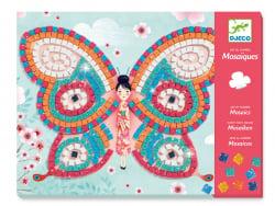 Acheter Mosaïque Papillons - 9,19€ en ligne sur La Petite Epicerie - Loisirs créatifs