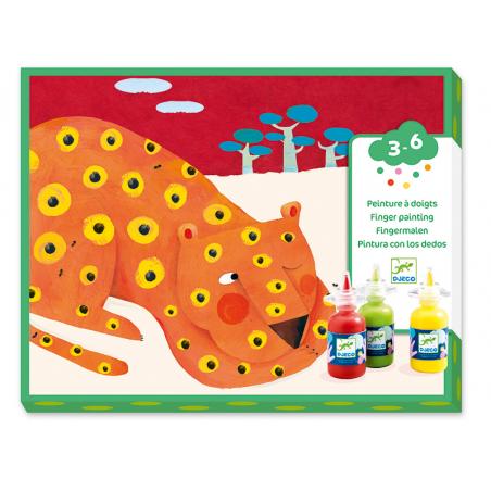 Acheter Coffret peinture à doigts - Empreintes - 24,79€ en ligne sur La Petite Epicerie - 100% Loisirs créatifs