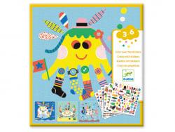 Acheter Marins - créer avec des stickers - 7,39€ en ligne sur La Petite Epicerie - Loisirs créatifs