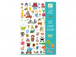 Acheter 1000 stickers pour les petits - 13,99€ en ligne sur La Petite Epicerie - Loisirs créatifs