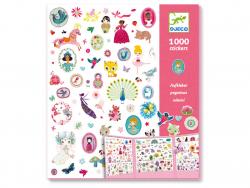 Acheter 1000 stickers - sweet - 9,85€ en ligne sur La Petite Epicerie - Loisirs créatifs