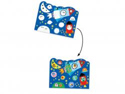 Acheter Coloriage magique pour les tout petits - Caché dans le ciel - 9,99€ en ligne sur La Petite Epicerie - Loisirs créatifs