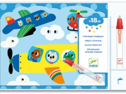 Acheter Coloriage magique pour les tout petits - Caché dans le ciel - 9,99€ en ligne sur La Petite Epicerie - 100% Loisirs c...