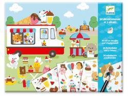 Acheter Décalcomanies - Sugarland - 7,49€ en ligne sur La Petite Epicerie - Loisirs créatifs