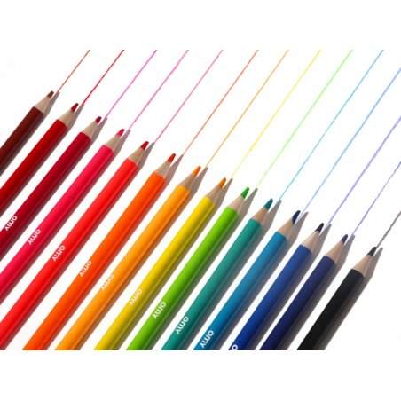 Acheter 16 crayons de couleurs pop - OMY - 11,99€ en ligne sur La Petite Epicerie - Loisirs créatifs
