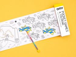 Acheter Mini poster en papier à colorier - ATLAS - 6,99€ en ligne sur La Petite Epicerie - 100% Loisirs créatifs