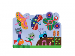 Acheter Coloriage - Caché dans le jardin - 9,99€ en ligne sur La Petite Epicerie - 100% Loisirs créatifs